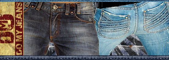 Personnaliser son jeans c'est possible !