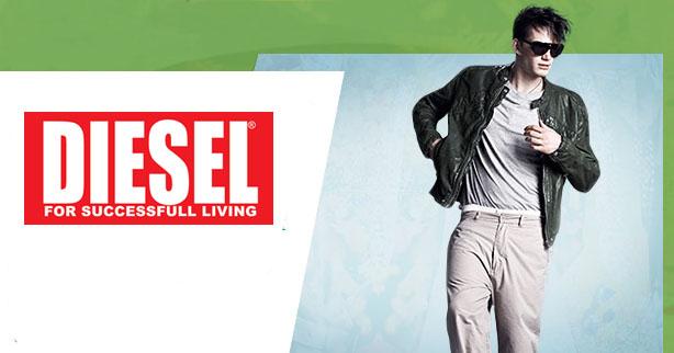 Diesel : Nouvelle Collection été 2013