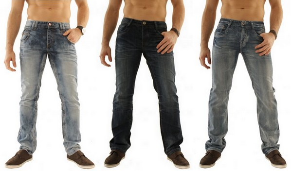 Look Total jean pour homme