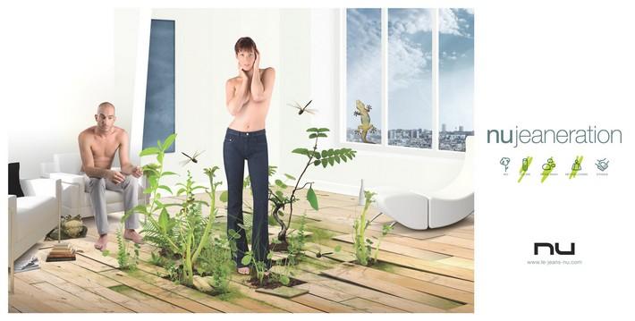 Nu Jeans, Jeans 100 % Ecologique