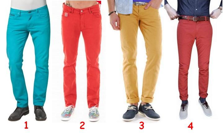 jeans-colorés