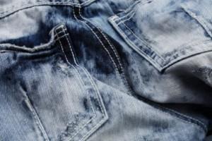 teinture colorer un jean