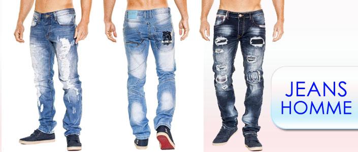 Bien associer son jean homme à sa tenue
