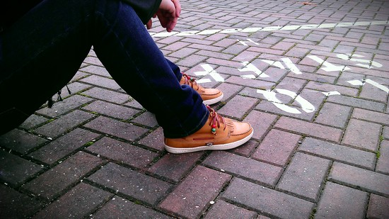 Quelle chaussure porter avec un jean ?