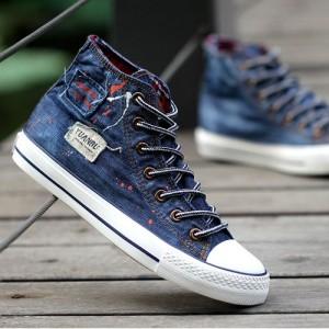 Le jeans, une bonne matière pour vos chaussures?