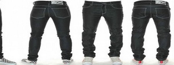 Jeans Baggy, les origines