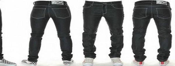 Le jeans Slim, une question de style