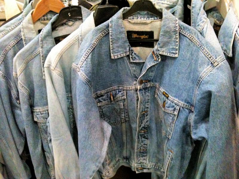 Comment porter veste en jeans ?
