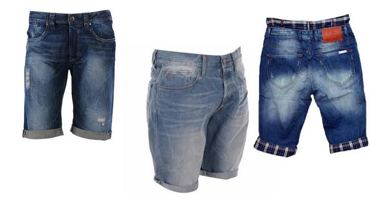 Comment fabriquer son short en jeans pour homme?