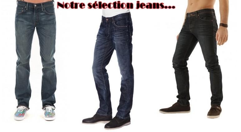 Comment customiser son jeans homme ?