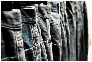 Le jeans colorés bon ou mauvais choix ?