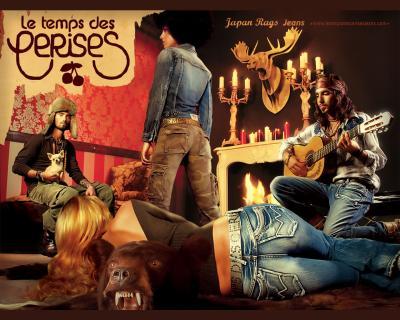 Le temps des cerises : des jeans mais pas seulement…