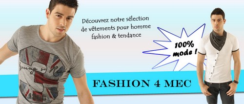 Fashion4mec.com, une boutique de jeans homme