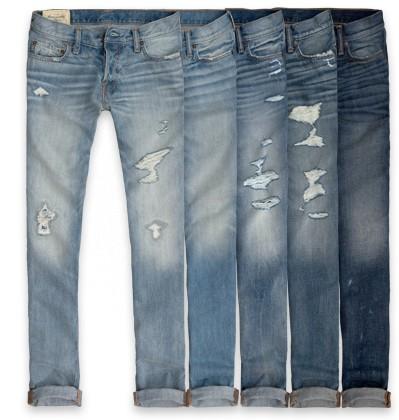Les jeans et pantalons de couleurs à la mode