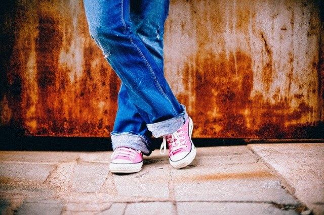 Quelle longueur pour un jean flare ?